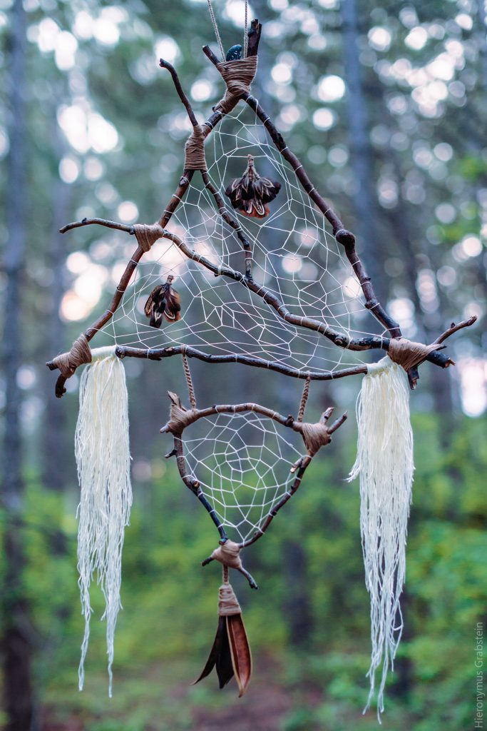 DREAMCATCHER MADE BY ME